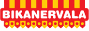 Bikanervala Agra logo